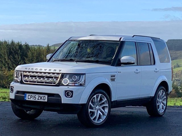 LAND ROVER DISCOVERY at PFF Cars