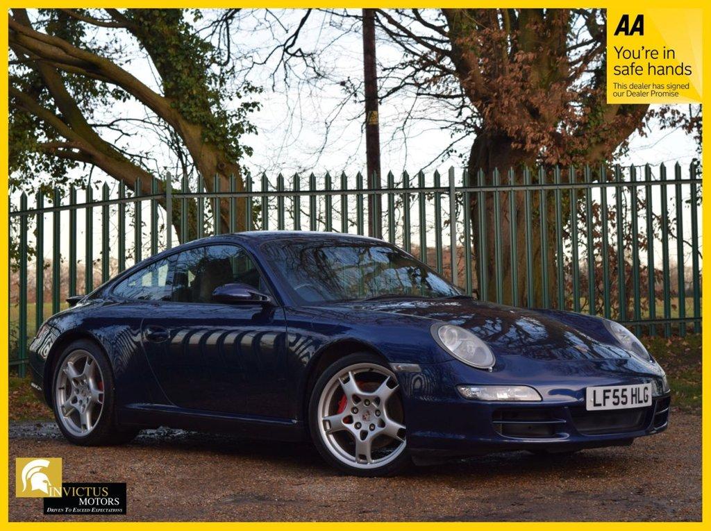 USED 2005 55 PORSCHE 911 3.8 997 CARRERA 2 S 2d 355 BHP