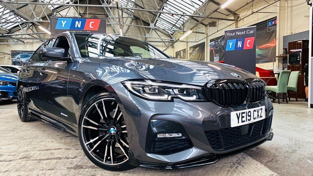USED 2019 19 BMW 3 SERIES 2.0 320d M Sport Auto (s/s) 4dr PERFORMANCEKIT+TECHPACK+G20