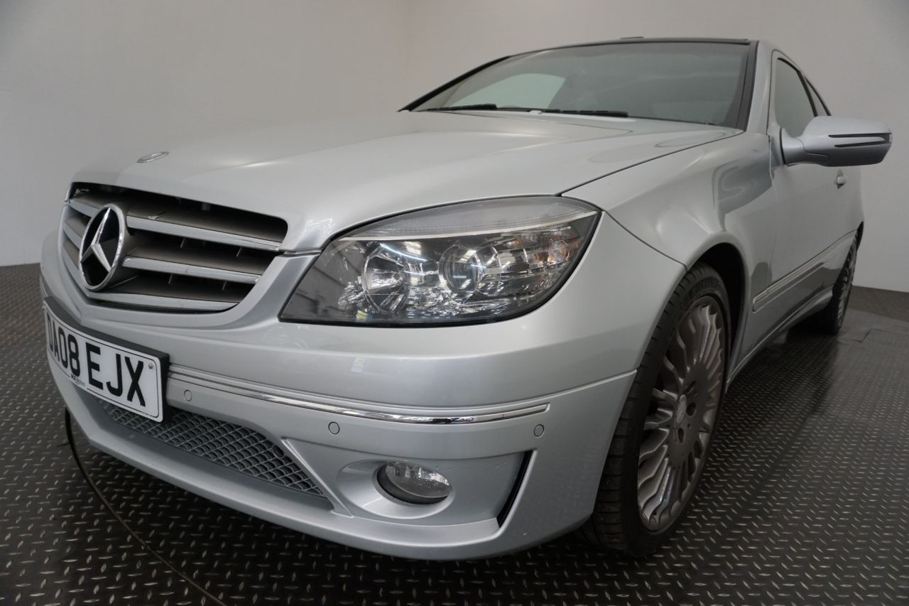 Used MERCEDES-BENZ CLC CLASSfor sale