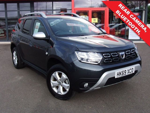 USED 2019 69 DACIA DUSTER 1.3 COMFORT TCE 5d 130 BHP