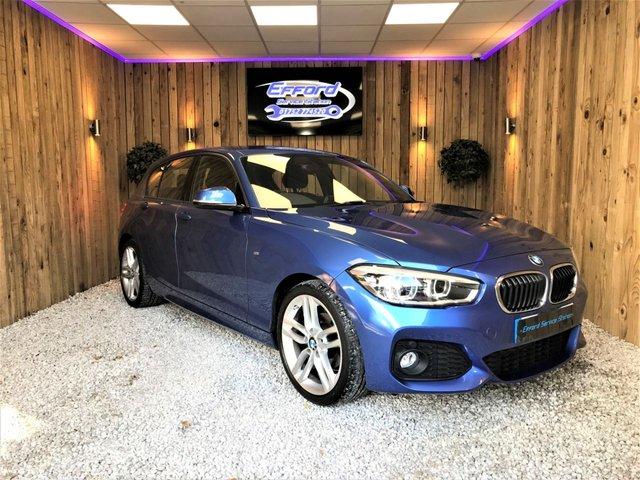 2016 66 BMW 1 SERIES 1.5 116D M SPORT 5d 114 BHP