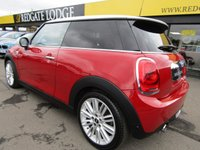 USED 2017 17 MINI HATCH COOPER 1.5 COOPER D 3d 114 BHP SAT/NAV, DAB, BLUETOOTH, CHILI PACK, FAB MPG..