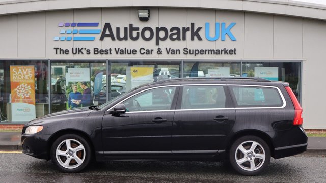 USED 2013 13 VOLVO V70 2.0 D3 SE 5d 134 BHP . LOW DEPOSIT OR NO DEPOSIT FINANCE AVAILABLE . COMES USABILITY INSPECTED WITH 30 DAYS USABILITY WARRANTY + LOW COST 12 MONTHS USABILITY WARRANTY AVAILABLE FOR ONLY £199 (DETAILS ON REQUEST). ALWAYS DRIVING DOWN PRICES . BUY WITH CONFIDENCE . OVER 1000 GENUINE GREAT REVIEWS OVER ALL PLATFORMS FROM GOOD HONEST CUSTOMERS YOU CAN TRUST .