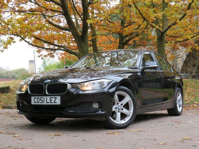 USED 2013 51 BMW 3 SERIES 2.0 318D SE 4d 141 BHP