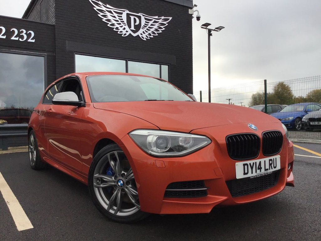 USED 2014 14 BMW 1 SERIES 3.0 M135I 3d 316 BHP Low Mileage,Finance Available