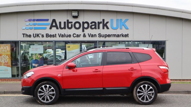 USED 2012 12 NISSAN QASHQAI+2 1.6 TEKNA IS PLUS 2 DCI 4WDS/S 5d 130 BHP . LOW DEPOSIT OR NO DEPOSIT FINANCE AVAILABLE . COMES USABILITY INSPECTED WITH 30 DAYS USABILITY WARRANTY + LOW COST 12 MONTHS USABILITY WARRANTY AVAILABLE FOR ONLY £199 (DETAILS ON REQUEST). ALWAYS DRIVING DOWN PRICES . BUY WITH CONFIDENCE . OVER 1000 GENUINE GREAT REVIEWS OVER ALL PLATFORMS FROM GOOD HONEST CUSTOMERS YOU CAN TRUST .