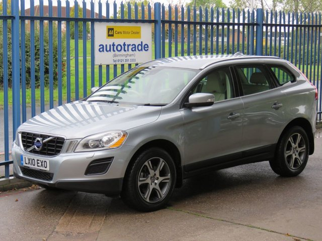 USED 2010 10 VOLVO XC60 2.4 D5 SE LUX AWD 5d 205 BHP Auto Full Leather