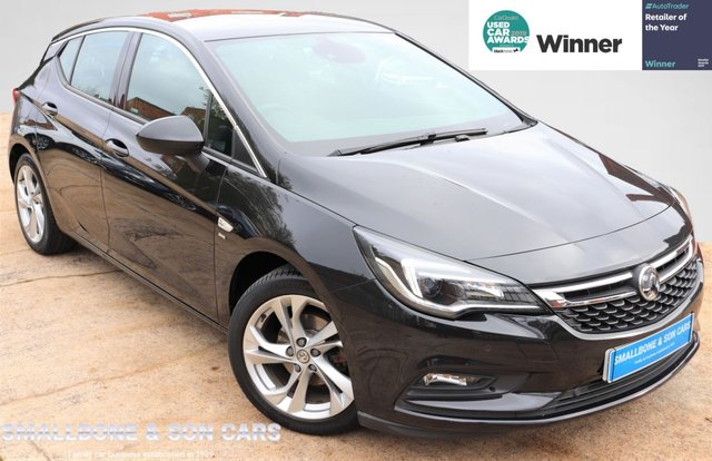 USED 2016 16 VAUXHALL ASTRA 1.4 SRI NAV S/S 5d 148 BHP * BUY ONLINE * CONTACTLESS PURCHASE AVAILABLE *