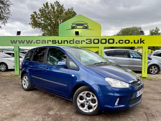 Used Ford C Max Cars In Rayleigh Cars Under 3000