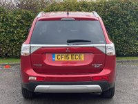 USED 2015 15 MITSUBISHI OUTLANDER 2.3 DI-D GX 3 5d 147 BHP *2 OWNERS FROM NEW * LOW MILEAGE CAR * 12 MOMTHS FREE AA MEMBERSHIP *