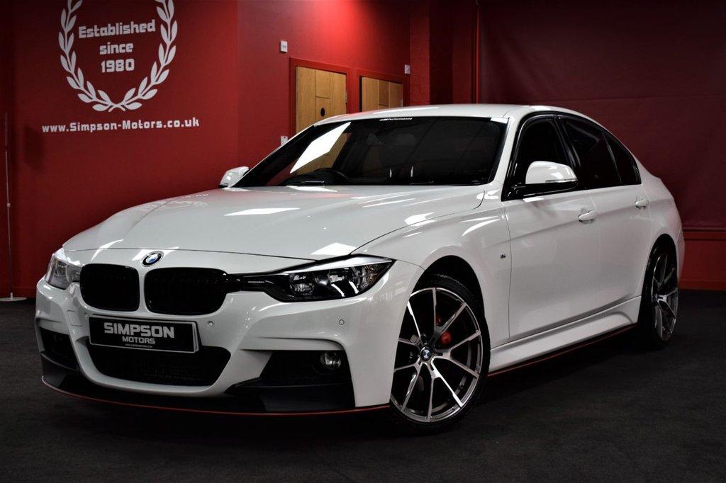 USED 2014 64 BMW 3 SERIES 3.0 335D XDRIVE M SPORT 4d 309 BHP