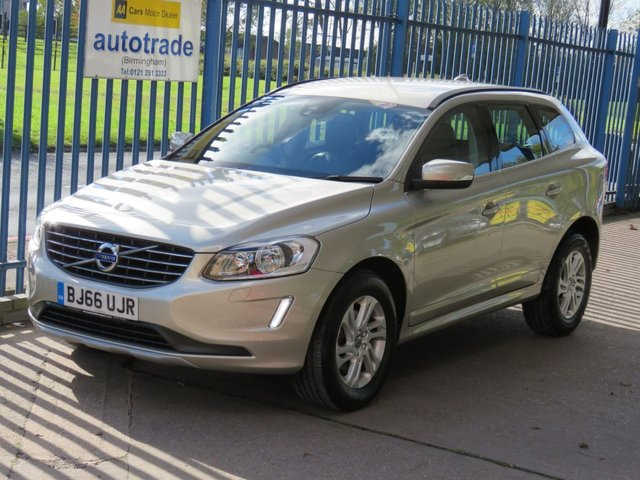 USED 2016 66 VOLVO XC60 2.0 D4 SE NAV 5d 188 BHP SAT NAV, FULL LEATHER, 1 OWNER, VOLVO HISTORY, ULEZ COMPLIANT 1 OWNER, VOLVO HISTORY, HEATED FULL BLACK LEATHER SEATS, SATELLITE NAVIGATION, BLUETOOTH  CONNECTIVITY AND DAB, REAR PARKING SENSORS, ELECTRIC POWER TAILGATE