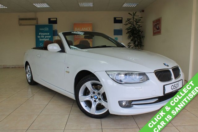 "USED 2011 11 BMW 3 SERIES 2.0 320I SE 2d 168 BHP SADDLE BROWN DAKOTA LEATHER, CLIMATE CONTROL, 17"" STAR ALLOY WHEELS, ELECTRIC FRONT SEATS, CHROME LINE EXTERIOR, EXTENDED STORAGE, HEATED FRONT SEATS, RAIN SENSOR, ADAPTIVE HEADLIGHTS, DAB Radio/CD."