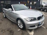 USED 2008 58 BMW 1 SERIES 2.0 120I M SPORT 2d 168 BHP