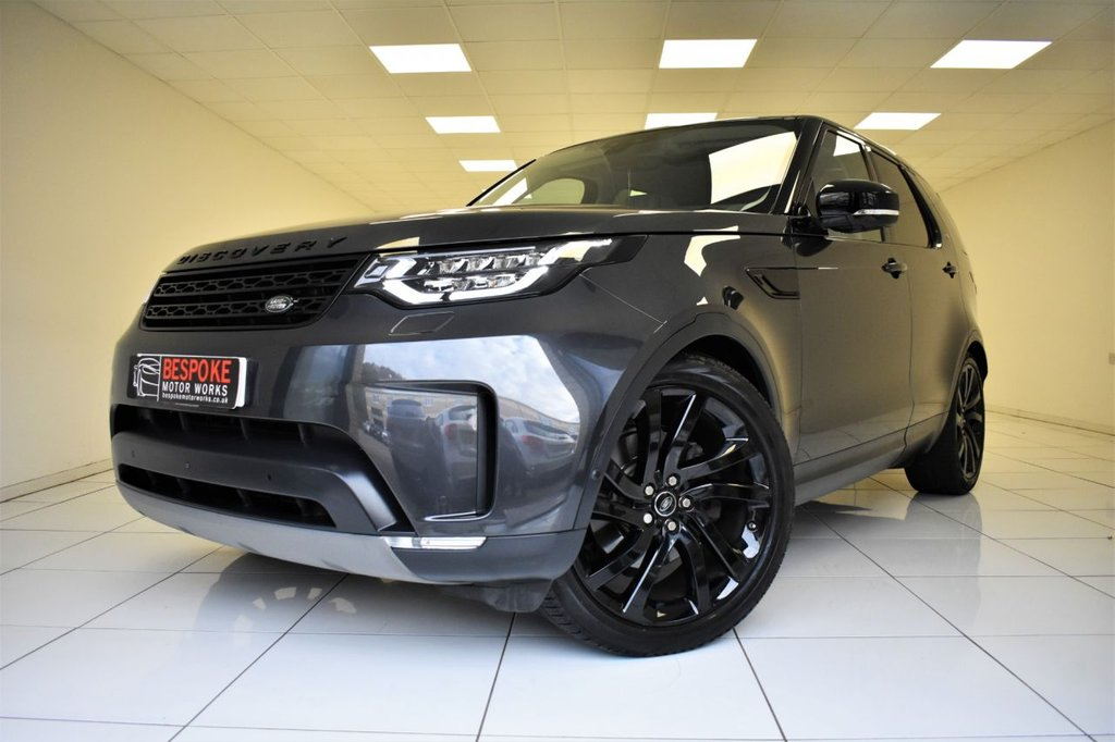 USED 2017 67 LAND ROVER DISCOVERY 2.0 SD4 HSE LUXURY 240 BHP