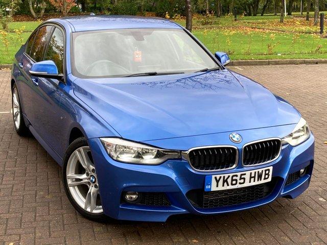 USED 2015 65 BMW 3 SERIES 2.0 320D M SPORT 4d 188 BHP