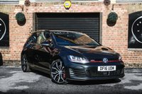 USED 2016 16 VOLKSWAGEN GOLF 2.0 GTI PERFORMANCE DSG 3d AUTO 226 BHP