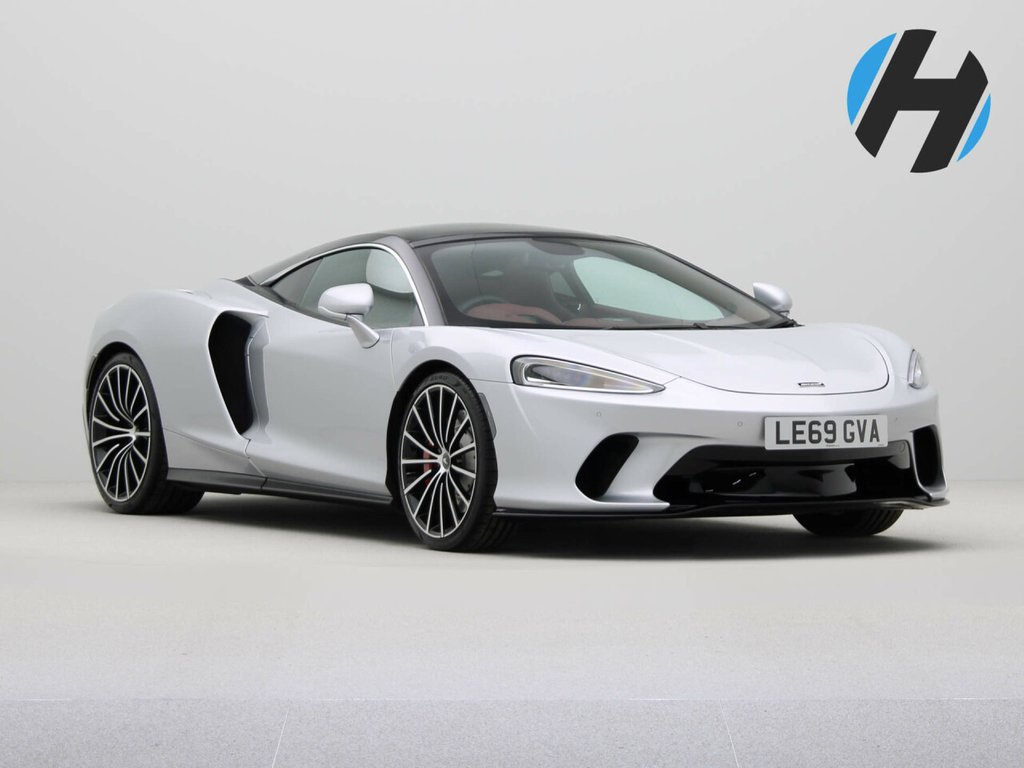 USED 2020 69 MCLAREN GT 4.0 V8 SSG