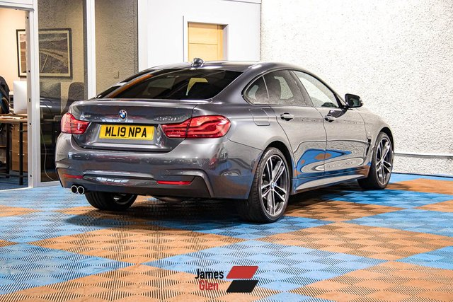 USED 2019 19 BMW 4 SERIES 3.0 435D XDRIVE M SPORT GRAN COUPE 4d 309 BHP Demo + One Owner | BMW Warranty until 2022