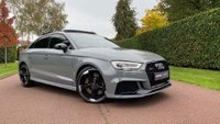 USED 2019 19 AUDI A3 2.5 TFSI Audi Sport Edition S Tronic quattro (s/s) 4dr LOW MILES+PANROOF+SPORTEXHAUST