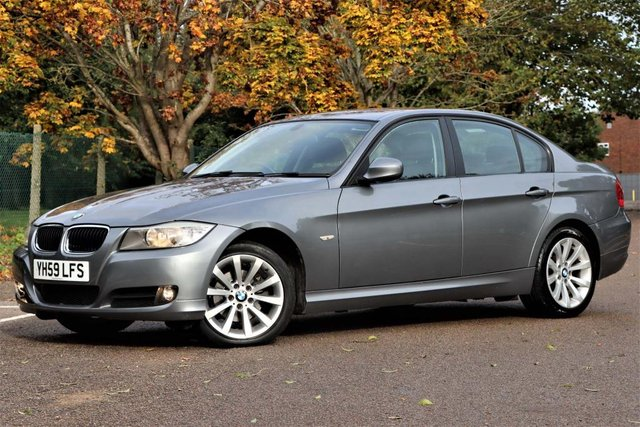 USED 2009 59 BMW 3 SERIES 2.0 318i SE 4dr IMACULATE genuinely cared for