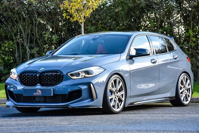 2020 20 BMW 1 SERIES 2.0 M135I XDRIVE 5d 302 BHP