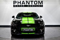 USED 2018 18 FORD MUSTANG 2.3 ECOBOOST 2d 313 BHP