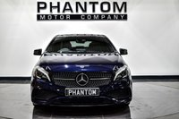 USED 2017 67 MERCEDES-BENZ A-CLASS 1.6 A 200 AMG LINE PREMIUM 5d 154 BHP