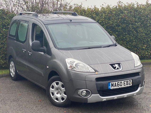 USED 2010 60 PEUGEOT PARTNER 1.6 TEPEE ZENITH HDI 5d 92 BHP * 4 SUNROOFS*