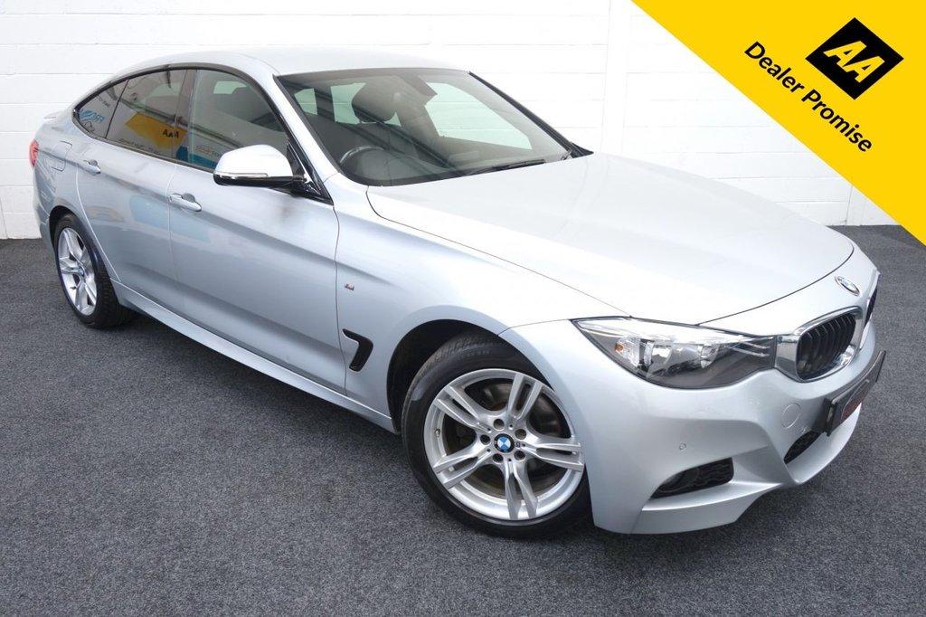 USED 2016 16 BMW 3 SERIES 2.0 320D XDRIVE M SPORT GRAN TURISMO 5d 188 BHP