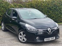 USED 2014 64 RENAULT CLIO 0.9 DYNAMIQUE MEDIANAV ENERGY TCE ECO2 S/S 5d 90 BHP SATELLITE NAVIGATION, ALLOYS