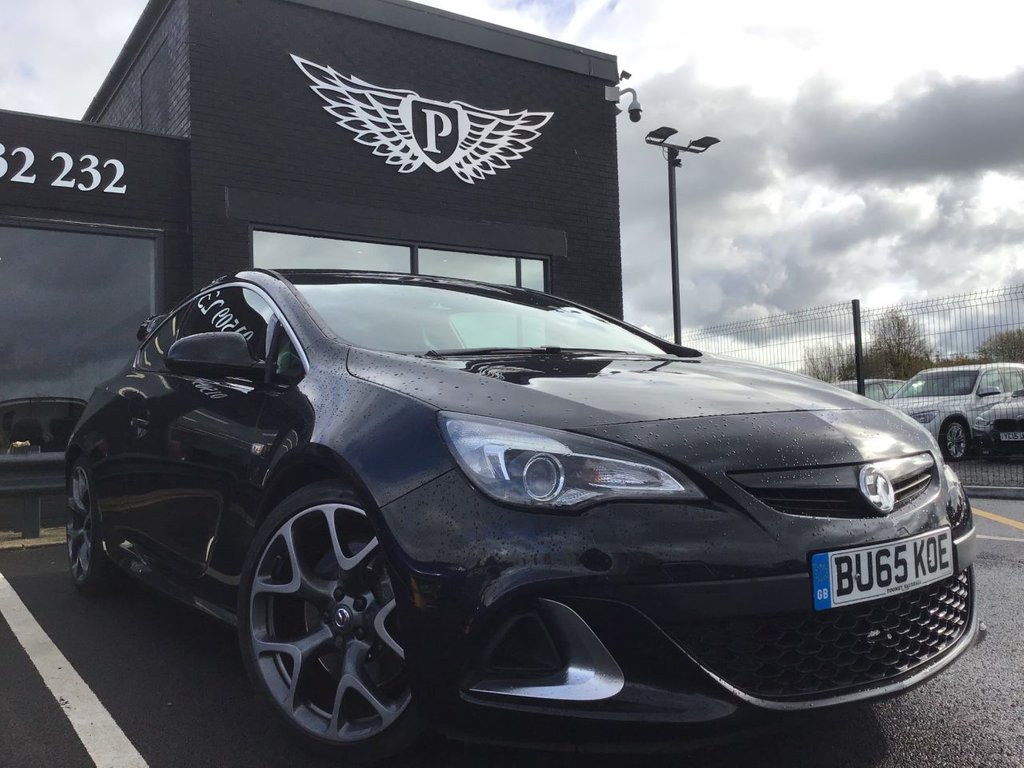 USED 2015 65 VAUXHALL ASTRA 2.0 VXR 3d 276 BHP CLEAN EXAMPLE , LOW MILEAGE