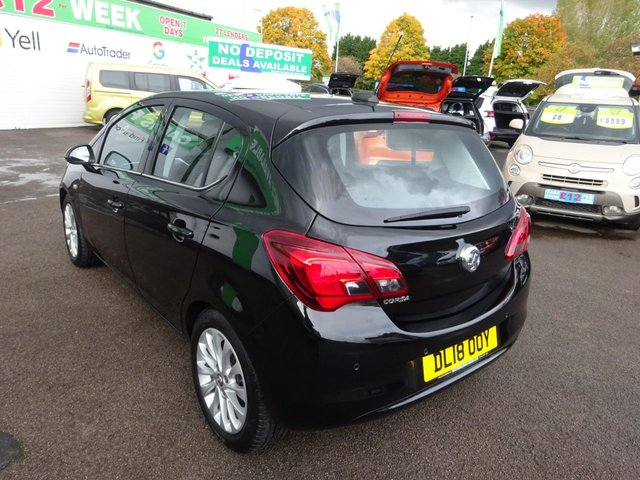 USED 2018 18 VAUXHALL CORSA 1.4 SE 5d 89 BHP **CLICK AND COLLECT ON YOUR NEXT CAR**