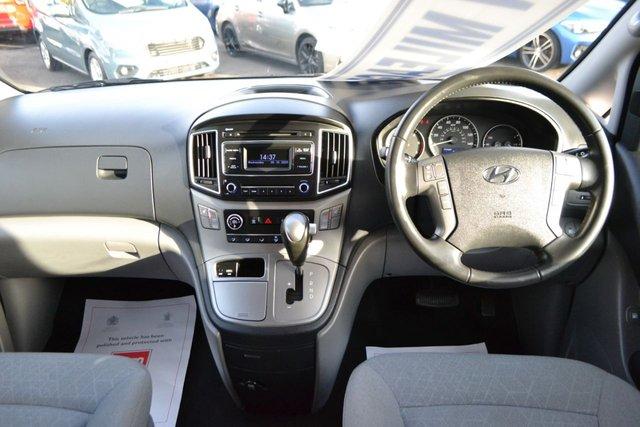 USED 2018 68 HYUNDAI I800 2.5 CRDI SE 5d 168 BHP ~ HEATED SEATS ~ 8 SEATER HEATED SEATS ~ 8 SEATER ~ AUTOMATIC ~ 2 KEYS ~ STUNNING CAR