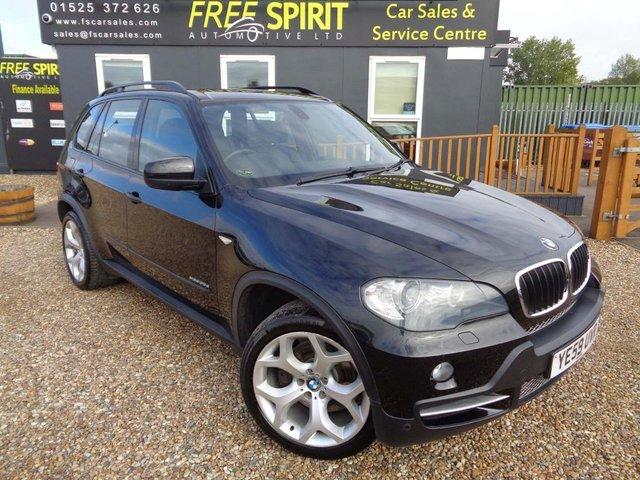 USED 2009 59 BMW X5 3.0 30d SE xDrive 5dr Full BMW History, Superb Spec