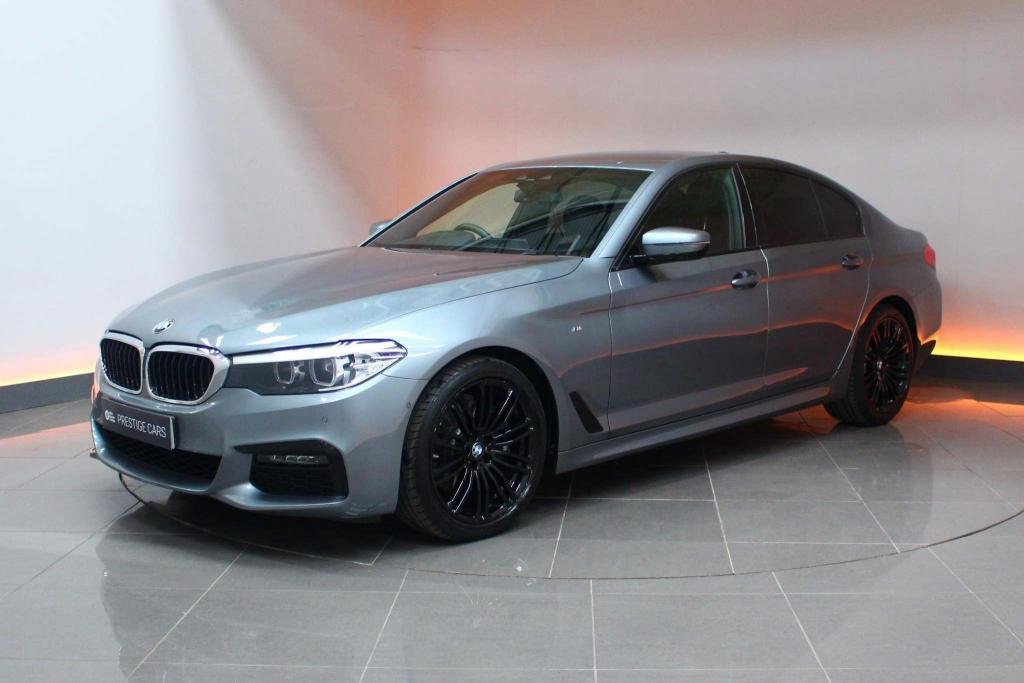USED 2019 69 BMW 5 SERIES 3.0 530d M Sport Auto (s/s) 4dr COMFORT PACKAGE - REAR CAMERA