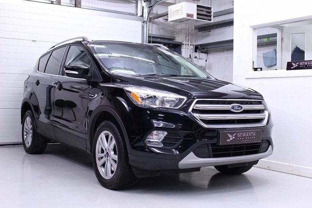 2017 17 FORD KUGA 1.5T EcoBoost Zetec Auto AWD (s/s) 5dr