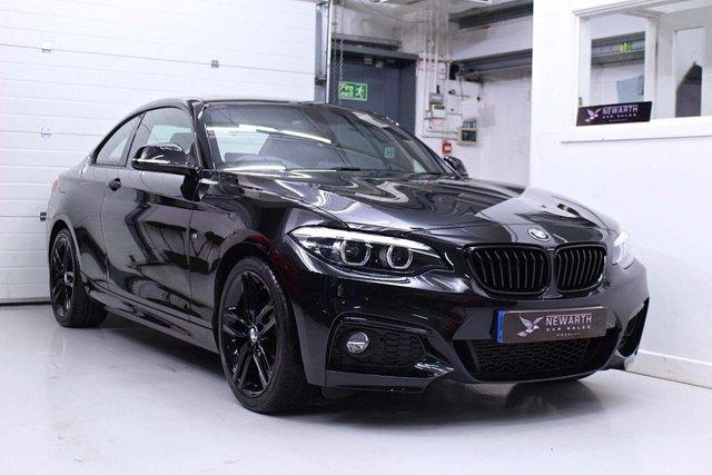 2017 67 BMW 2 SERIES 1.5 218i M Sport (s/s) 2dr
