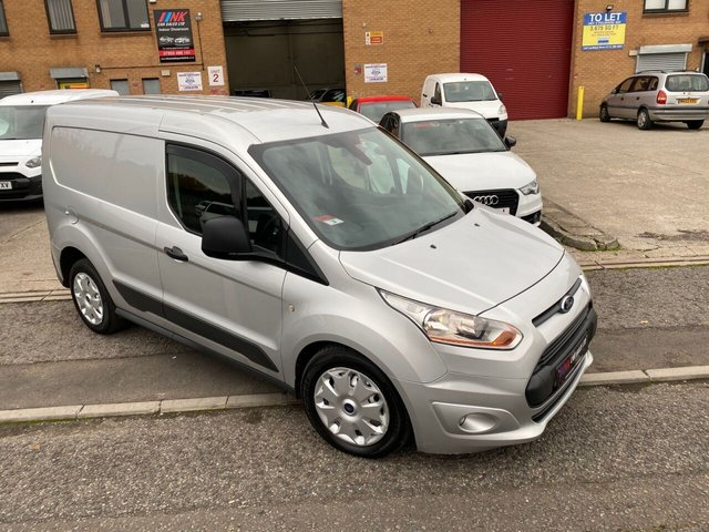 2014 14 FORD TRANSIT CONNECT 1.6 200 TREND P/V 74 BHP 3 SEATER AIR CON AND YES NO VAT  SOLD TO JOE FROM BRISTOL