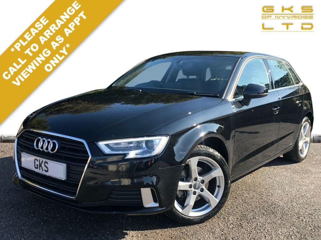 USED 2018 68 AUDI A3 1.5 SPORTBACK TFSI SPORT 5d 148 BHP ** NATIONWIDE DELIVERY AVAILABLE **