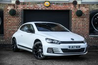 USED 2017 67 VOLKSWAGEN SCIROCCO 1.4 GT TSI BLUEMOTION TECHNOLOGY 2d 123 BHP