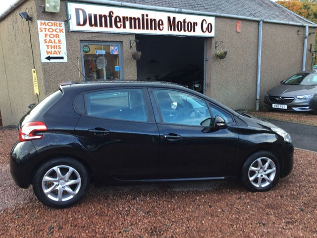 USED 2014 14 PEUGEOT 208 1.2 ACTIVE 5d 82 BHP ++LOW MILEAGE++
