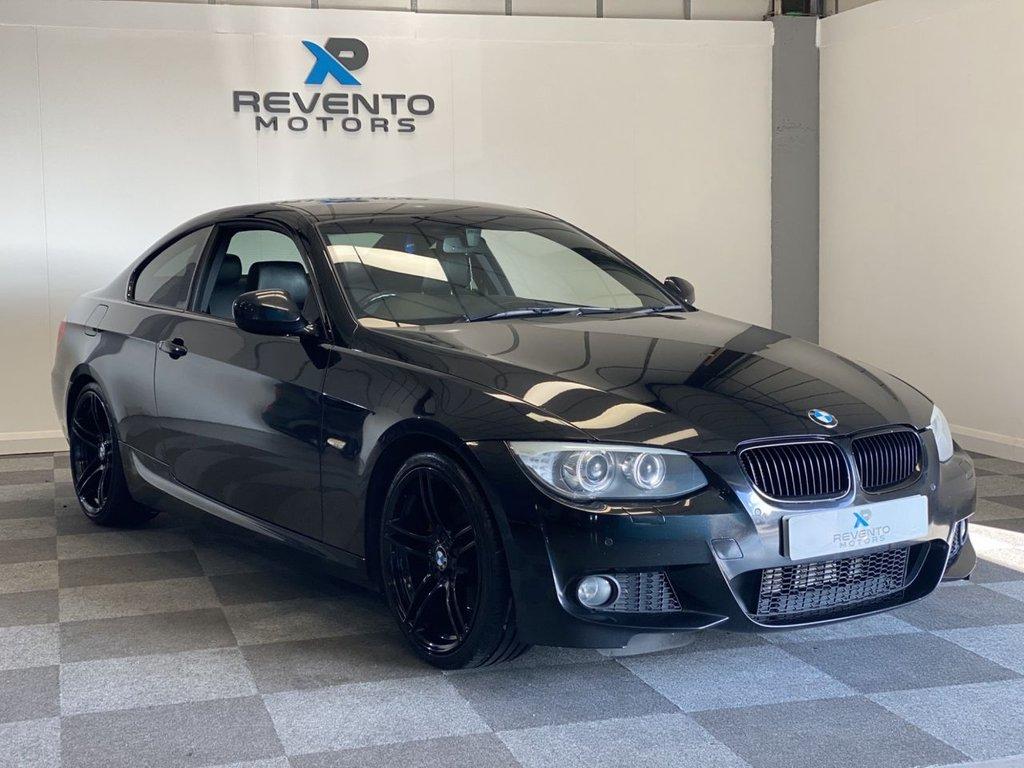 USED 2010 M BMW 3 SERIES 2.0 320D M SPORT 2d 181 BHP