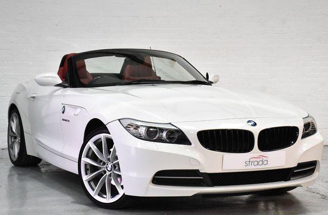 2011 11 BMW Z4 2.5 Z4 SDRIVE23I HIGHLINE EDITION 2d 201 BHP