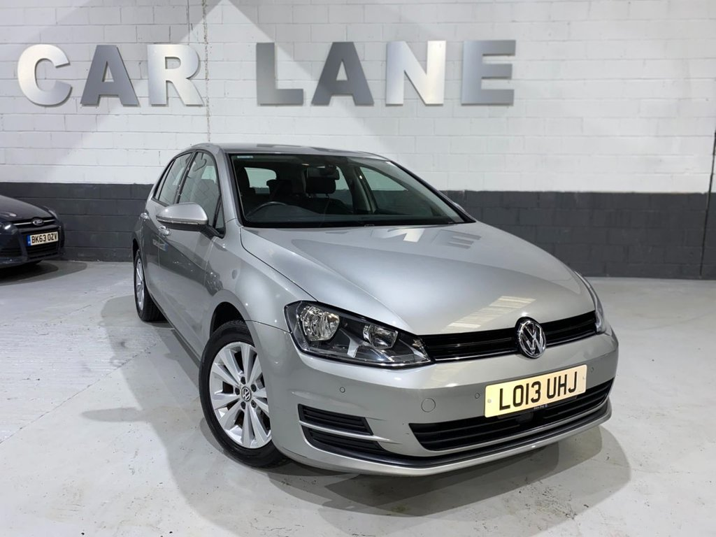 USED 2013 13 VOLKSWAGEN GOLF 1.4 SE TSI BLUEMOTION TECHNOLOGY DSG 5d 120 BHP