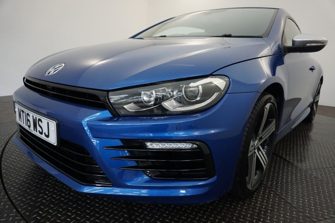 Used VOLKSWAGEN SCIROCCO for sale