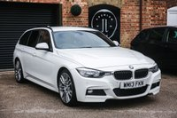 USED 2013 13 BMW 3 SERIES 3.0 330D M SPORT TOURING 5d AUTO 255 BHP