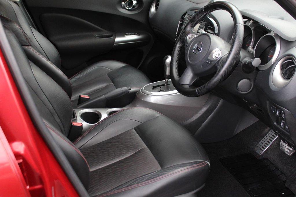 USED 2010 60 NISSAN JUKE 1.6 TEKNA DIG-T 5 DOOR 190 BHP 4W/D AUTO
