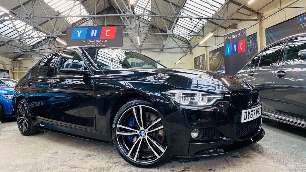USED 2017 67 BMW 3 SERIES 3.0 335d M Sport Auto xDrive (s/s) 4dr PERFORMANCEKIT+PLUSPACK+REVCAM